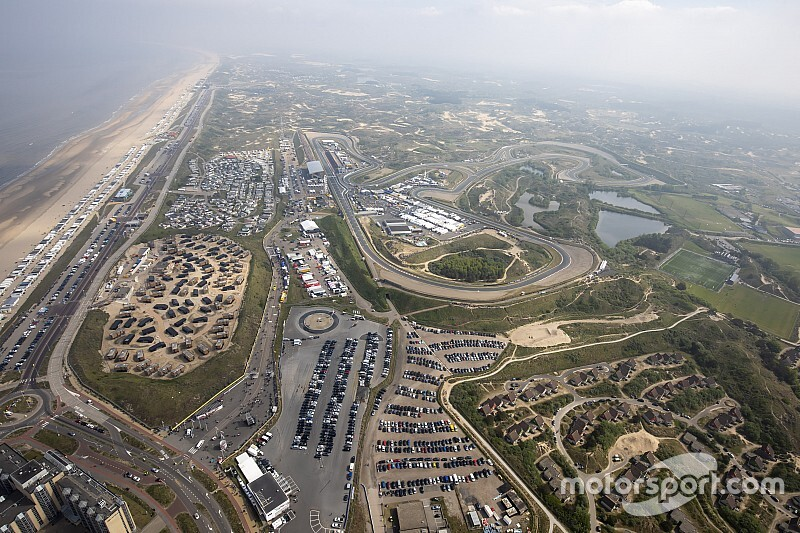 Zandvoort niet volledig autovrij tijdens GP van Nederland
