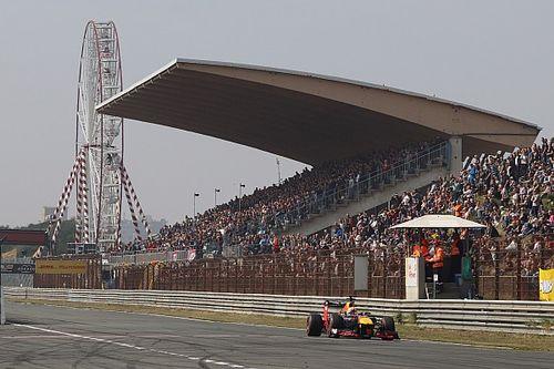 Weersupdate Dutch GP: Heel weekend prachtig weer in Zandvoort