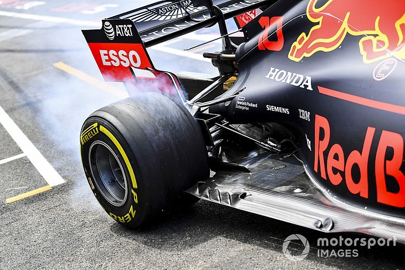 Latest Honda F1 upgrade inspired by jet engine tech