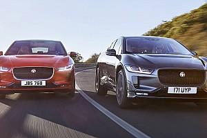Jaguar hace un 'hattrick' en el Coche del Año 2019 con el I-PACE