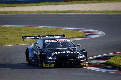 DTM, Hockenheim, Libere 2: Spengler vola sul bagnato e precede l'Aston Martin di Dennis