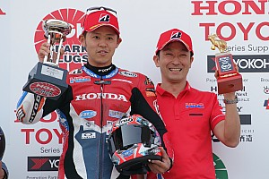 JSB1000鈴鹿レース2|HRC復活か? ポール・トゥ・ウィンで高橋巧が連勝!