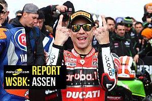 Motorsport Report SBK: Bautista e la Ducati più forti delle limitazioni