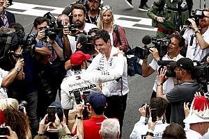 Wolff: Monaco GP bittiği için rahatladım