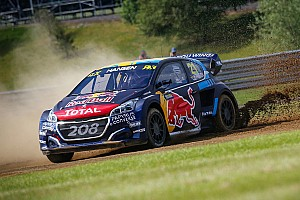 Silverstone WRX: Timmy Hansen kazandı, şampiyona liderliğine yükseldi