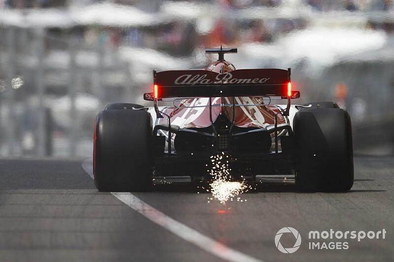 Räikkönen számára a nyomás nem más az Alfánál, mint a Ferrarinál