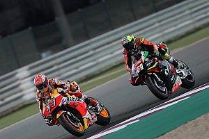 GALERI: Aksi sesi kualifikasi MotoGP Qatar