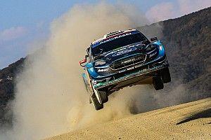 Fotogallery WRC: gli scatti più belli della seconda giornata di gara del Rally del Messico