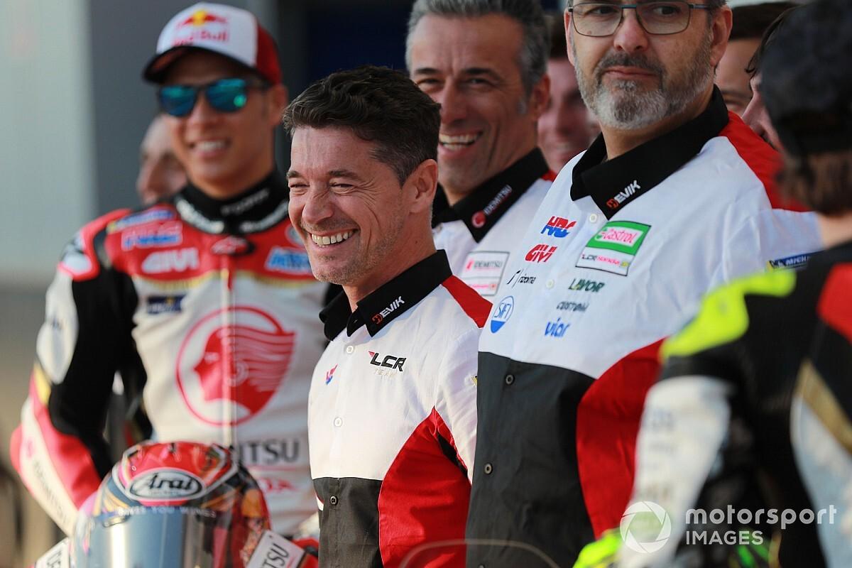 LCR continuará en MotoGP hasta final de 2026