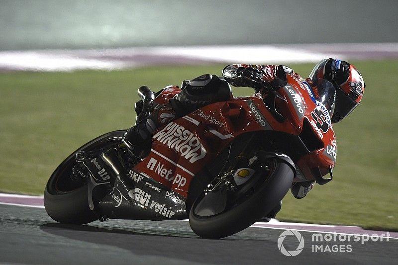 EL4 - Les Ducati prennent les commandes au Qatar