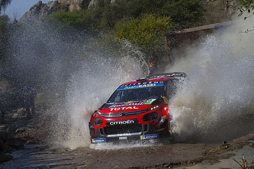 """""""Dangerous"""" WRC jump criticised after stage cancellation"""