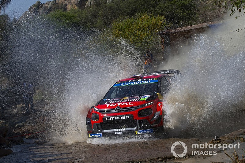 """Dangerous"" WRC jump criticised after stage cancellation"