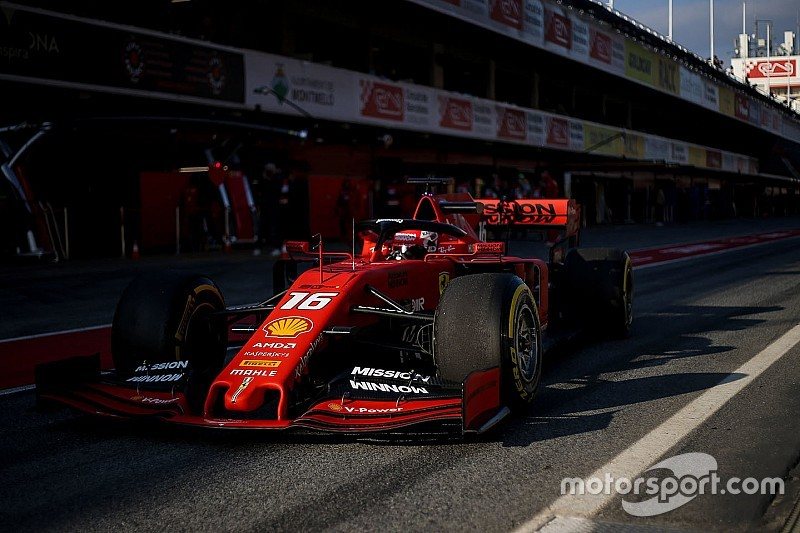 """Leclerc: """"Sarà il mio debutto con la Ferrari, questo rende il GP d'Australia unico"""""""