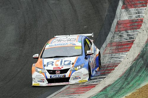 Tordoff breaks lap record in BTCC pre-season test