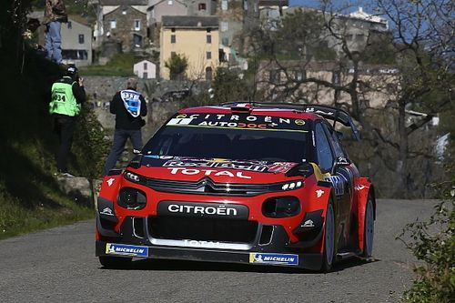 """Ogier: Corsica was a """"real-life test"""" for Citroen"""