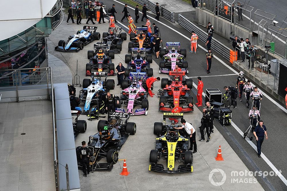 La F1 n'attend aucun nouveau motoriste avant 2026