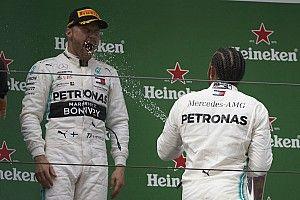 Зачем Mercedes провела двойной пит-стоп? Чтобы защитить Хэмилтона от Боттаса
