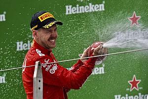 Феттель: У пилотов в Ferrari нет приоритета. Приоритет – сама Ferrari