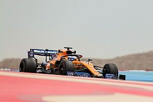 "Sainz: Delayed start gives '19 McLaren ""a lot of margin"""