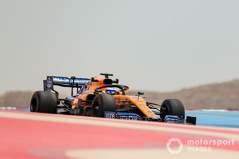 Sainz: Tasarımına geç başlanan 2019 McLaren'da gelişebileceğimiz çok fazla alan var