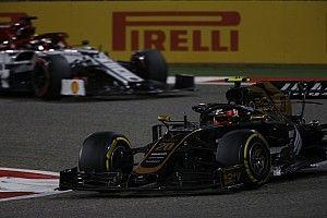 "Magnussen dice que el ritmo de Bahréin no era ""esperanzador"""