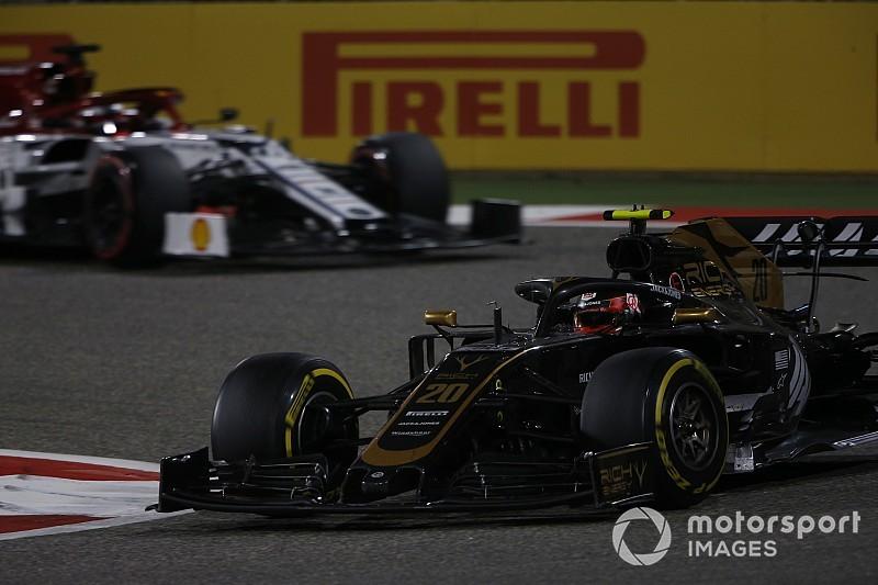 """Magnussen: """"Simplesmente não tínhamos ritmo"""" no GP do Bahrein"""