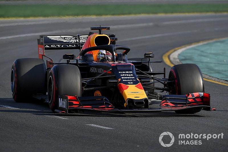 """Verstappen : """"Rien dont je ne puisse me plaindre"""" auprès de Honda"""