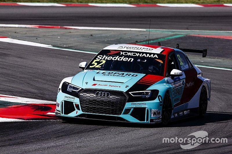 Test WTCR Barcellona, Giorno 2: Shedden porta in vetta l'Audi in extremis