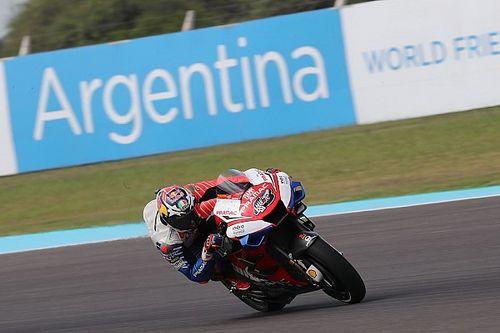 Argentina MotoGP qualifying as it happened