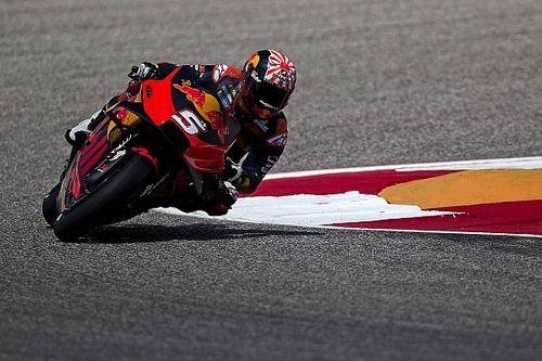 Pour Rossi et Dovizioso, Zarco a besoin de temps avec KTM