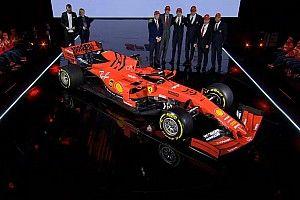 "Ferrari reveals ""very early"" 2020 F1 car launch"