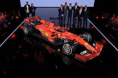 """Ferrari revela data de lançamento do carro de 2020: """"Seremos os primeiros"""""""