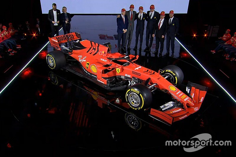 "Ferrari reveals ""very early"" 2020 F1 car launch"