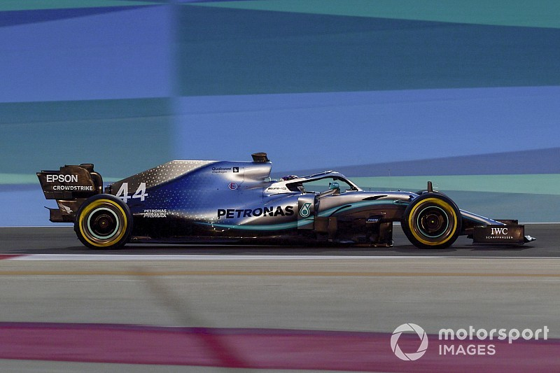 "Mercedes has ""clear indications"" for W10 development"