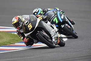 Masià logra en Argentina su primera victoria en Moto3