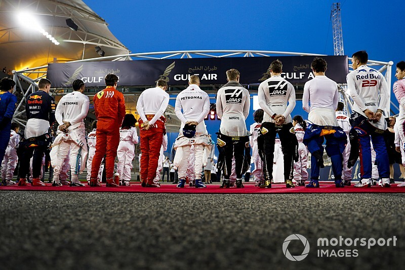 Голосование: кто для вас лучший гонщик Гран При Бахрейна?