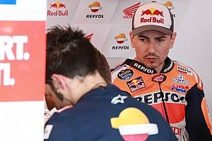 Marquez szerint a Honda nem számított Lorenzo szenvedésére