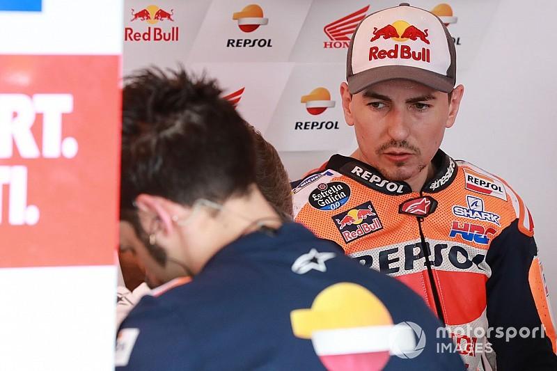 """Lorenzo: """"Sembra che cerco scuse, ma è incredibile quello che sta succedendo"""""""
