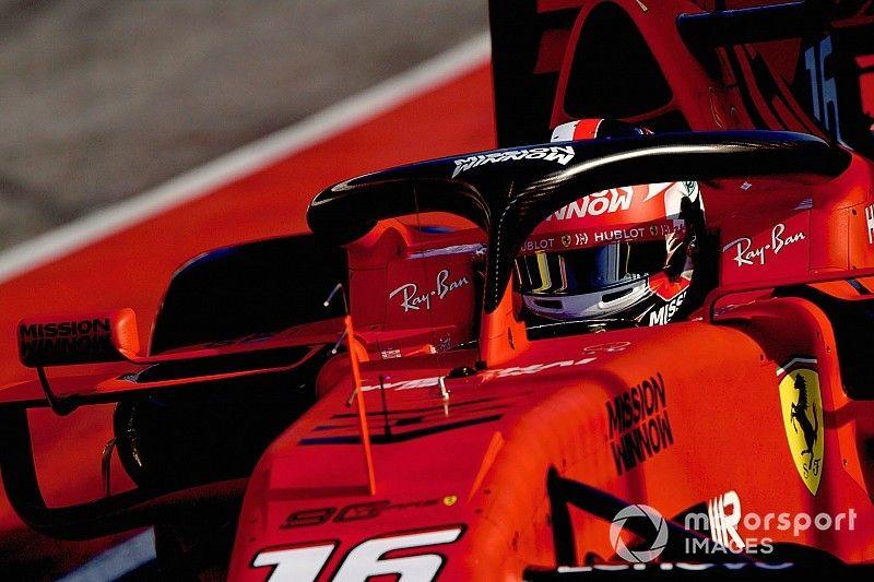 """Leclerc espera darle """"dolores de cabeza"""" a Ferrari"""