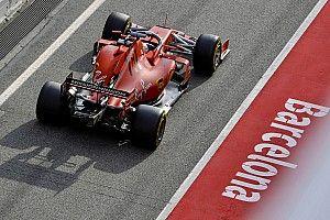 Ferrari divide jornadas entre Vettel y Leclerc en semana final de test