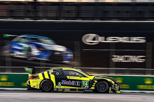 Kyle Busch to race AVS Lexus in Rolex 24