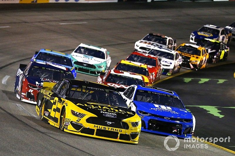 NASCAR Roundtable: Grading the new aero package