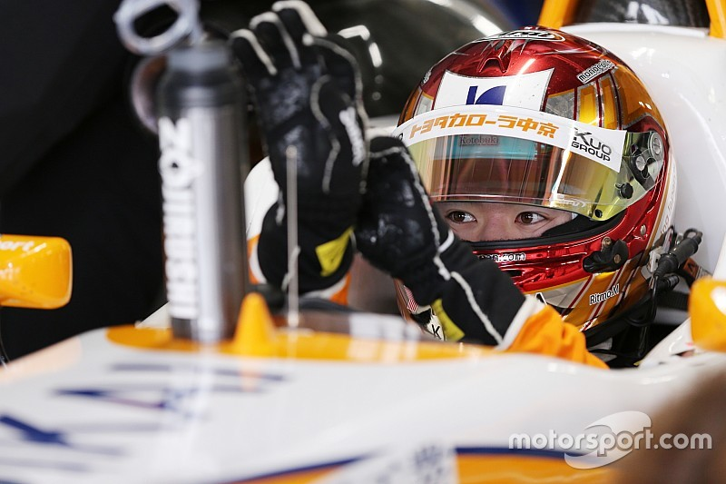 「全部勝つつもりでいく!」宮田莉朋、覚悟を決め3シーズン目の全日本F3へ