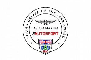 Aston Martin Autosport BRDC: los finalistas a mejor piloto joven
