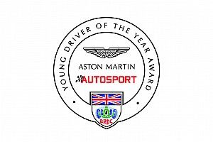 Aston Martin Autosport BRDC Award finalists revealed