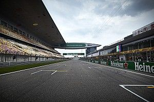 F1 open to finding new date for Chinese GP