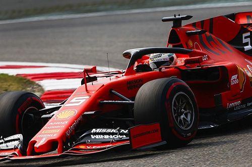 """Vettel : """"Dommage que Leclerc n'ait pas pu faire le long relais"""""""