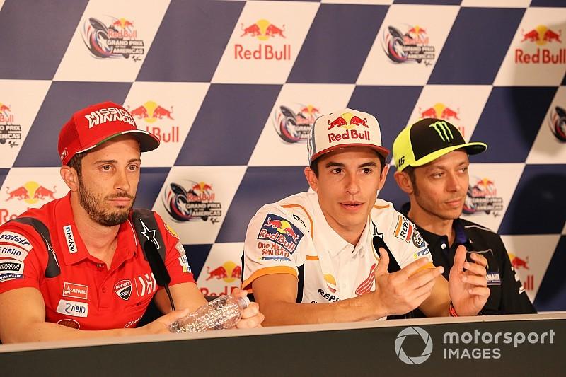Les pilotes MotoGP comprennent la pénalité infligée à Crutchlow