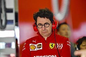 Berger: Ferrari risque d'écraser Binotto sous les responsabilités