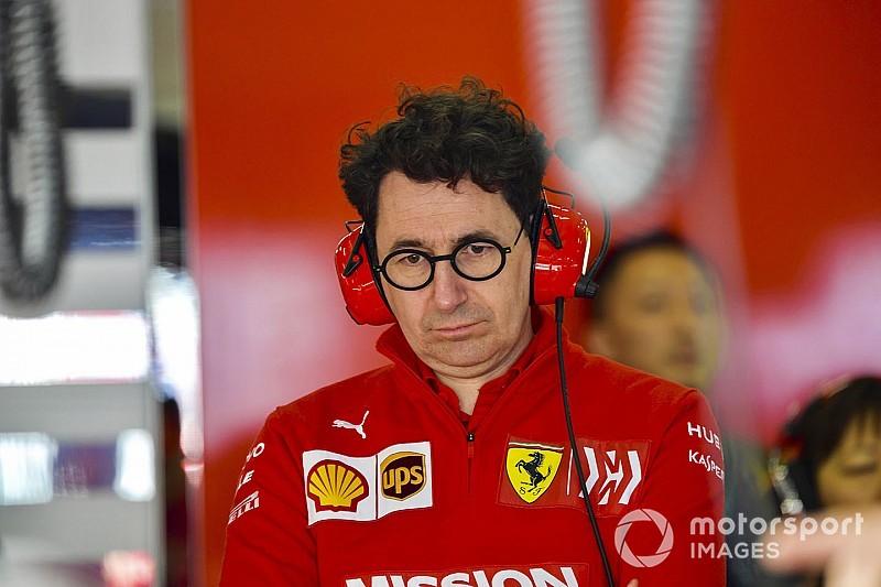 Binotto: Mercedes ma nieco lepsze auto
